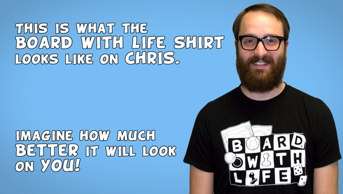 BwL T-Shirt (Be sure to tell us your size S, M, L, XL or XXL)