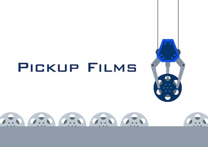 The Pickup Films Logo