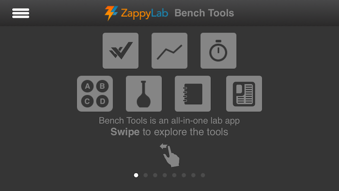 Bench Tools mobile suite