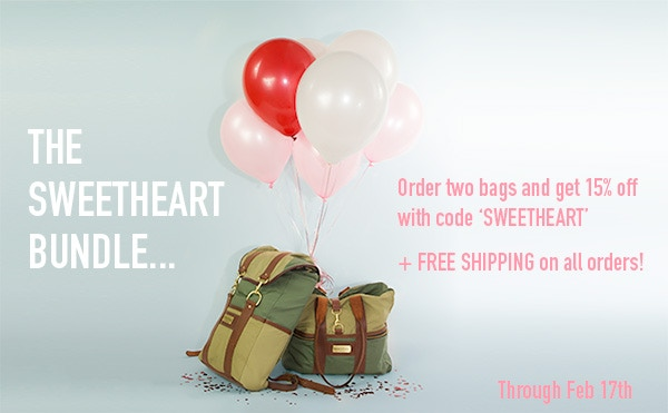 0258b2ccf74 All Signature Bag Orders Are Fulfilled + A Special Valentines Day Deal!