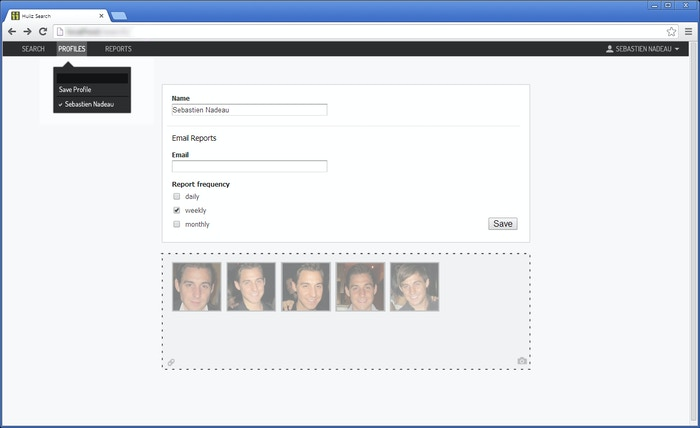 Face recognition search celebrity net