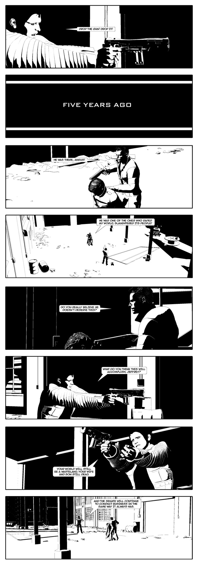 Preview pages