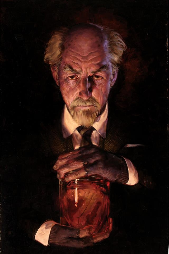 Cover for THE STRAIN