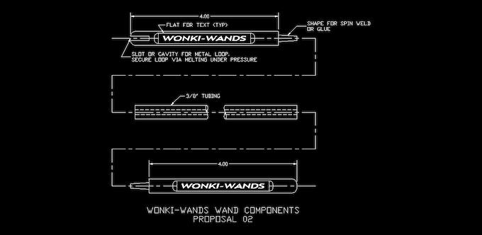 Third Wand Tube Design