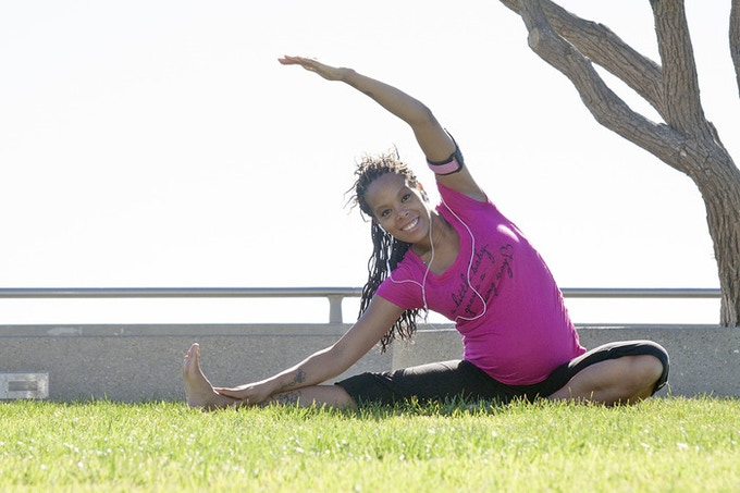 Do yoga your way - anywhere you like.