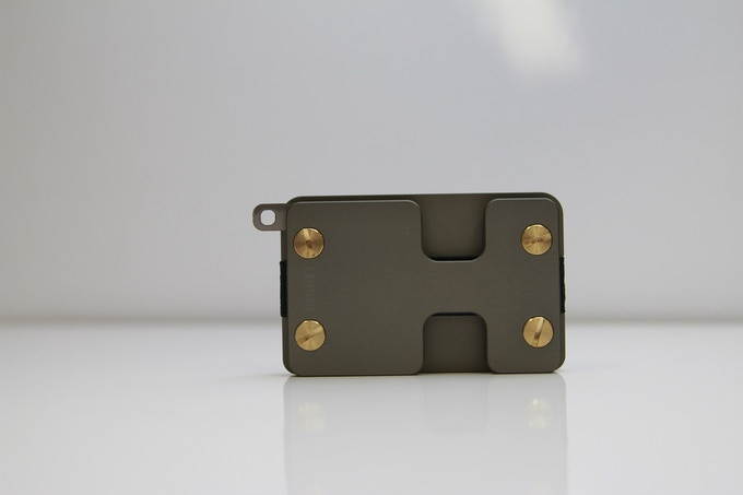 Military Green (almost like an olive color)