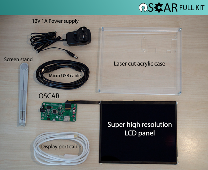 OSCAR: The Open Screen Adapter by Freddie Temperton — Kickstarter