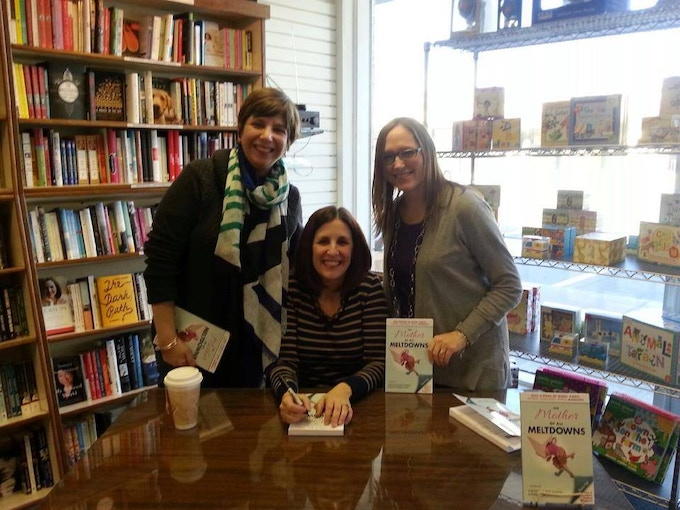 We do book signings, too!