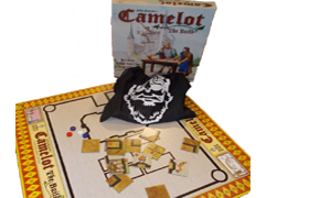The contents of the BoardGame