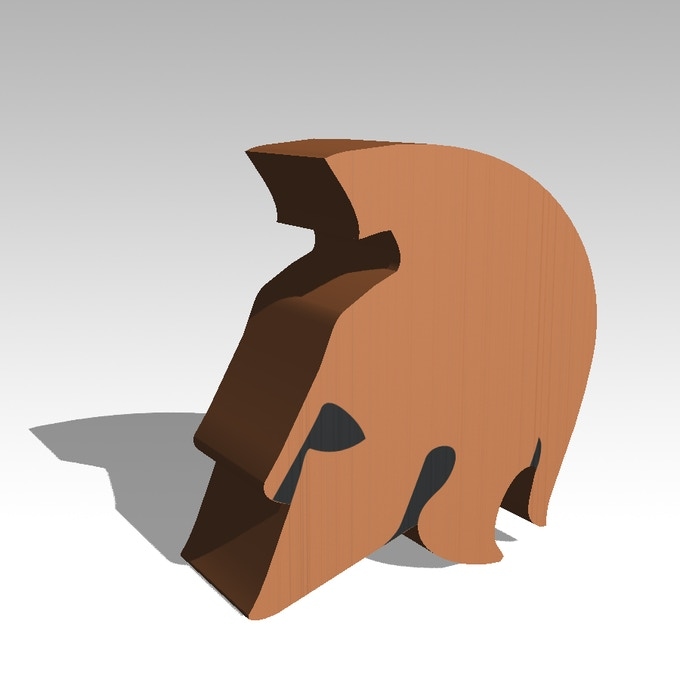 The Corinthian Helmet (Nika turn marker)