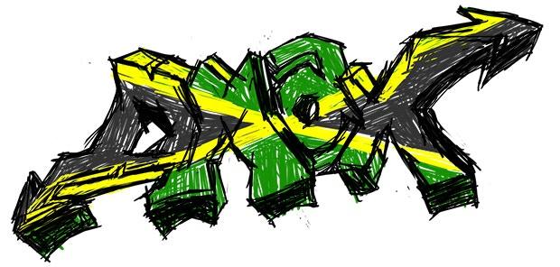 Graffiti concept sketch