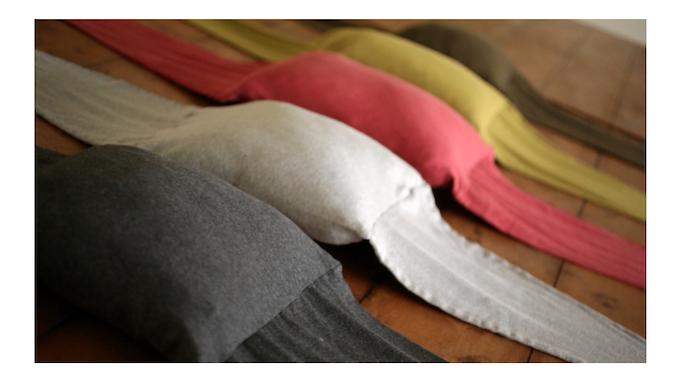 Prototypes - testing different sizes, colors & fabrics