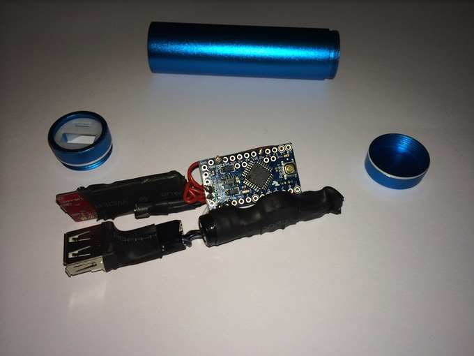 Inside Our Prototype Gizmo