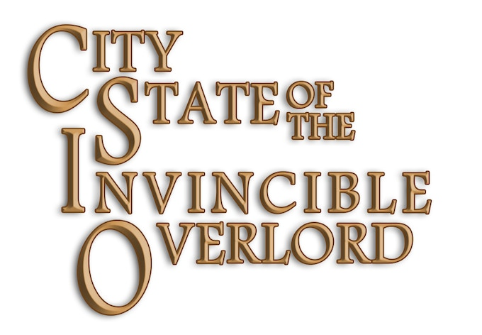 City State of the Invincible Overlord by Judges Guild