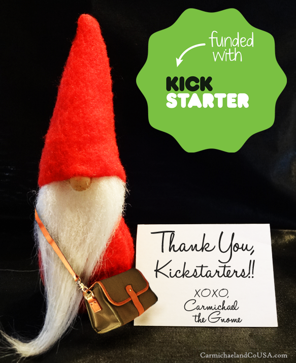 For the $2 Reward, Carmichael the Gnome will give you a special personalized shout-out!