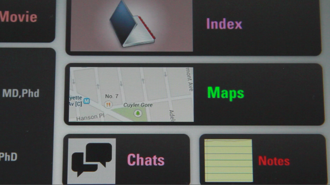 Maps option