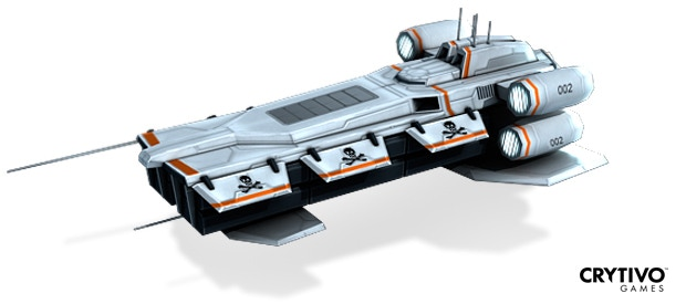 Learn More about Cargo Shuttle - Lunar 12000