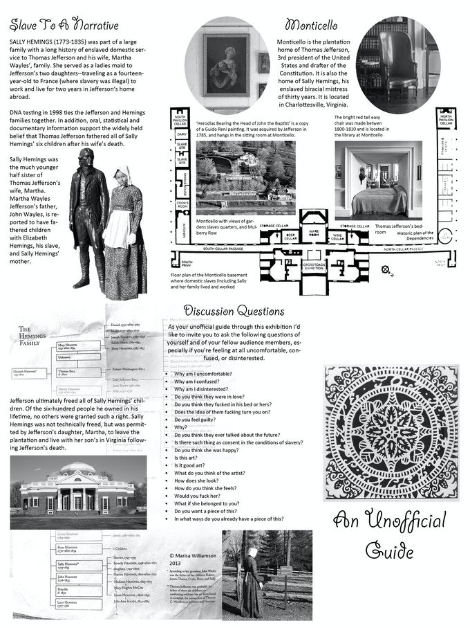 Brochure (2013)