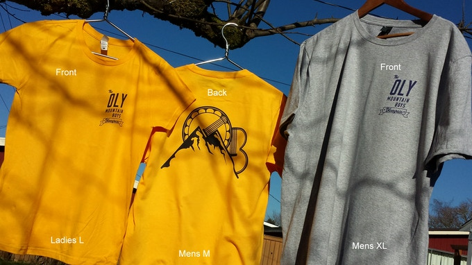 OMB Shirts!