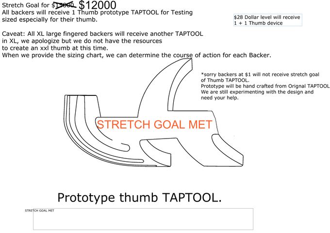 Stretch Goal Met