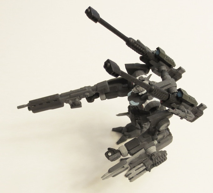Paladin equipped with Orthrus cannons