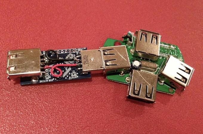 First circuit board prototype