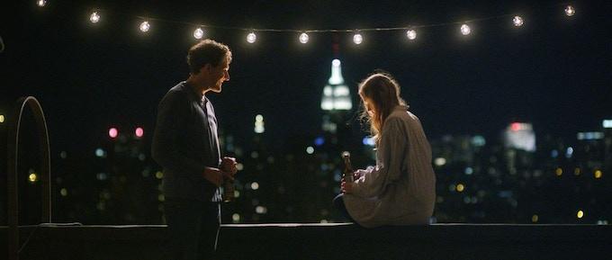 Jane (Louisa Krause) and Jack (Gabriel Ebert) in a scene from JANE WANTS A BOYFRIEND