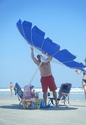 Neso Tents For Sunshade At The Beach Patent Pending By