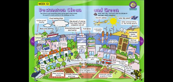 Week 10 of the 2013 Green Lane Diary