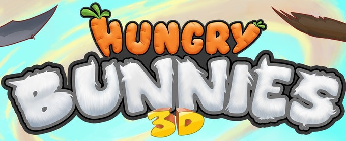 Hungry Bunnies 3D