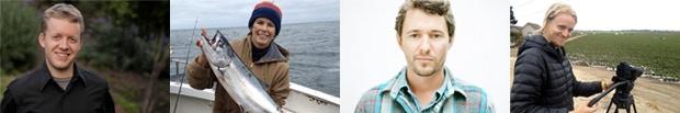 OF THE SEA Filmmakers : Mischa Hedges, Melissa Stevens, Justin Lewis, Sashwa Burrous
