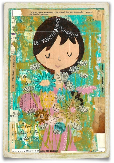 """{ """"Blossom"""" 