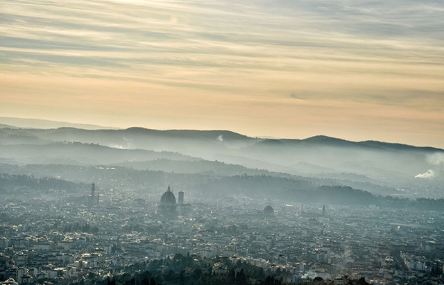 Florence is still as Renaissance's designers defined it.