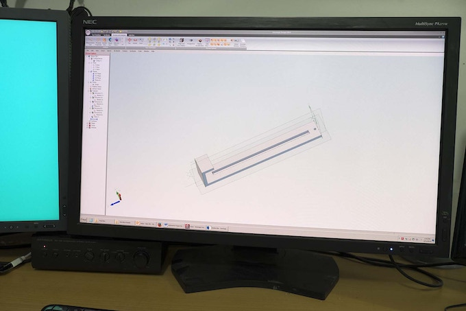3D Cad Screenshot