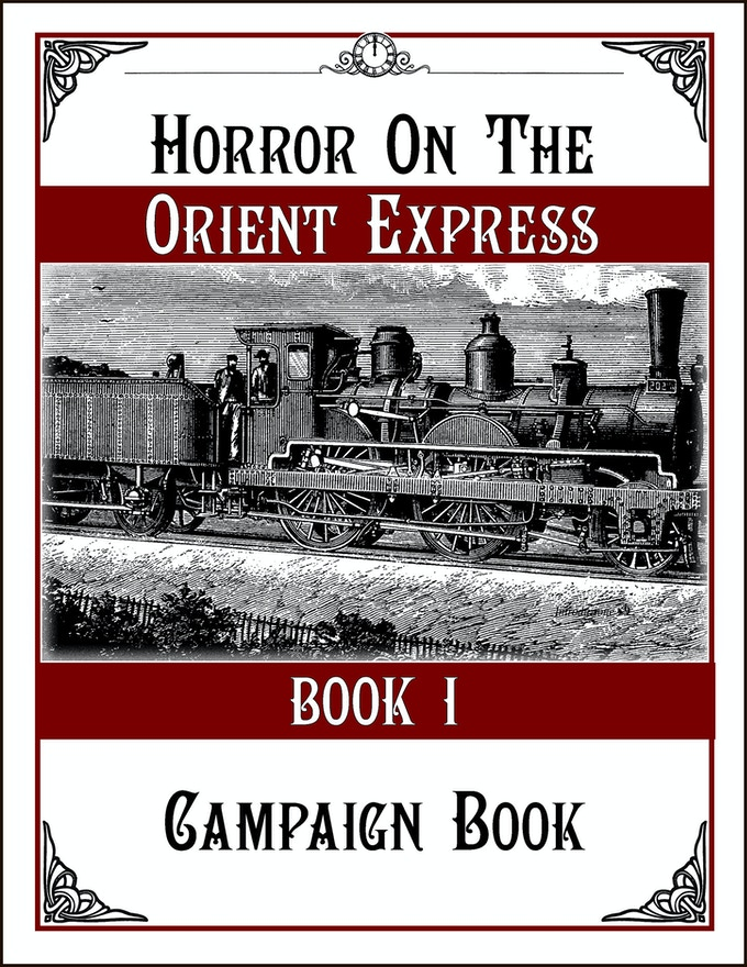Revised Horror on the Orient Express
