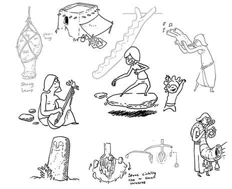 Shrug Island by Tiny Red Camel —Kickstarter