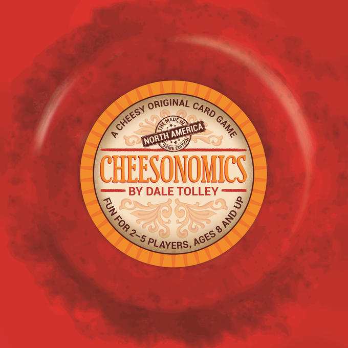 Cheesonomics North American Edition Box Top
