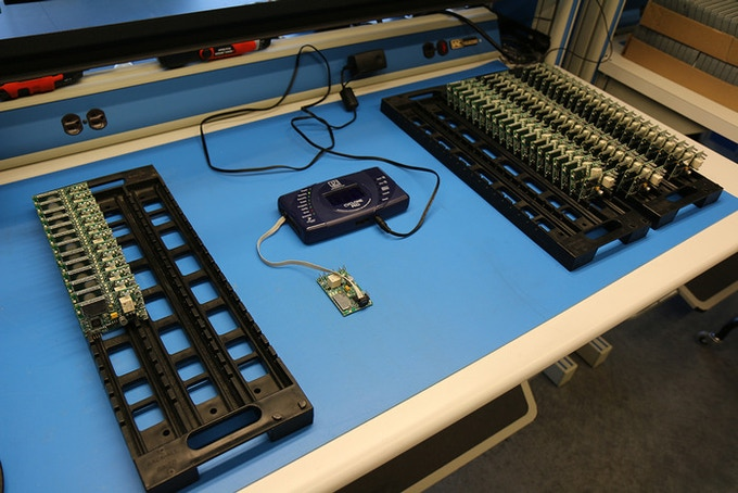 Beta Tester Units getting ready to Ship to Backers.