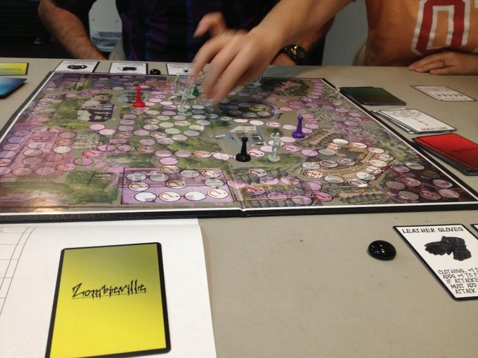 Playing a tournament on national tabletop day!