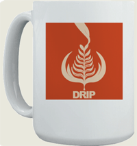 Limited Edition Backer Only Mug - design subject to change