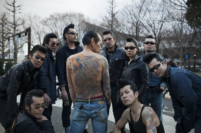 Photographer, Noriko Takasugi, spent time with the Rockabillies of Japan for her article in Issue 3 of The Quarterly.