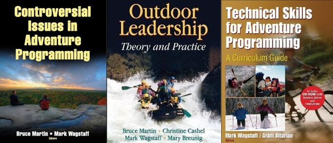 Books co-authored by Mark Wagstaff for donations of $500