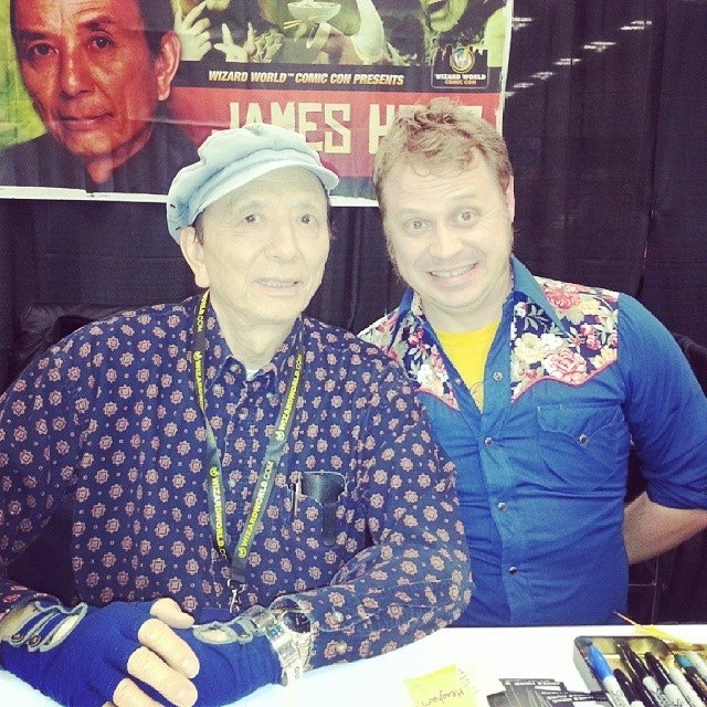 James Hong - Lo Pan from Big Trouble in Little China