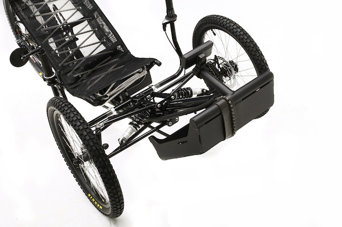 Horizon The Disability Proof All Terrain Electric Bike By