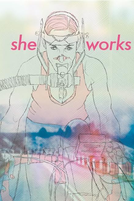 Poster art by: Ashley Sabatino