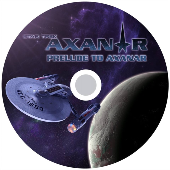 Prelude to Axanar DVD / Blu-Ray