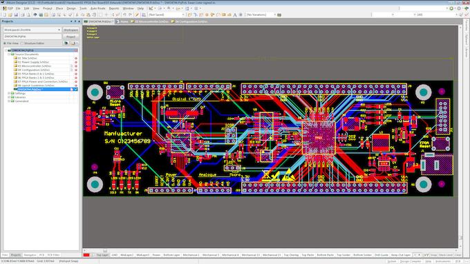 Prototype PCB Layout