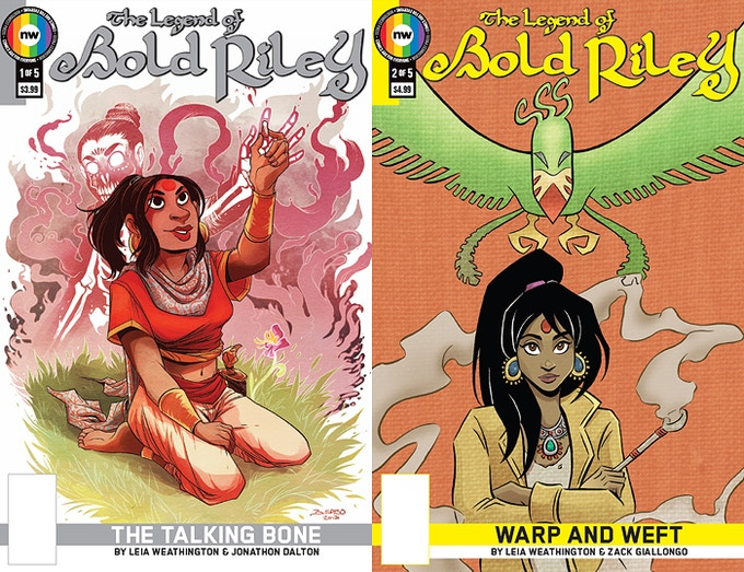Covers by Brittney Sabo and Terry Blas