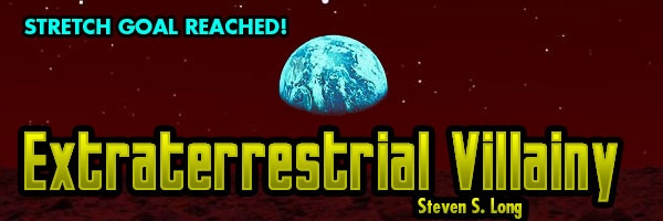 Gaming industry veteran Steven S. Long will provide a short adventure involving extraterrestrials.