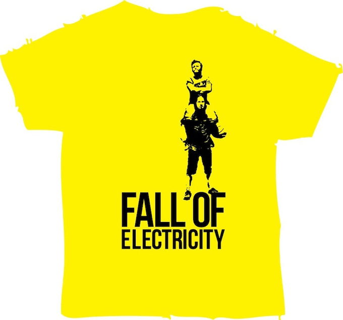 Fall of Electricity Shirt